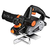 Planer, TACKLIFE Electric Hand Planer, 6-Amp 3-1/4-Inch 710W 16500Rpm, with 5/64...
