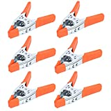 HORUSDY 6-Piece 6' inch Spring Clamp, Heavy Duty Spring Metal Spring Clamps,...