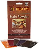 Wood Dye - Aniline Dye 5 Color Kit - Wood Stain Kit