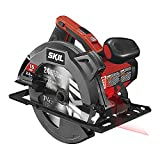 SKIL 5280-01 Circular Saw with Single Beam Laser Guide, 15 Amp/7-1/4 Inch