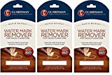 Guardsman Water Mark Remover Cloth - Erase White Rings & Haze Caused By Moisture...