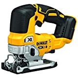 DEWALT 20V MAX XR Jig Saw, Tool Only (DCS334B)