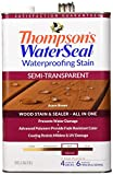 Thompson's TH.042841-16 Waterseal Waterproffing Stain - Semi Transparent, Acorn...