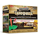 Spectracide 96115 Terminate Termite Detection and Killing Stakes 15 Count, W,...