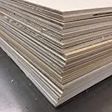 1/8' (3mm) Baltic Birch Plywood 12' x 20' sheets (22 sheets) perfect for your...