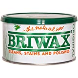 Briwax (Rustic Pine) Furniture Wax Polish, Cleans, stains, and polishes