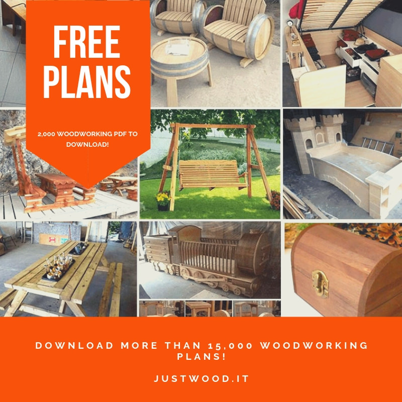 Just Wood It Your Source For Free Pdf Woodworking Plans